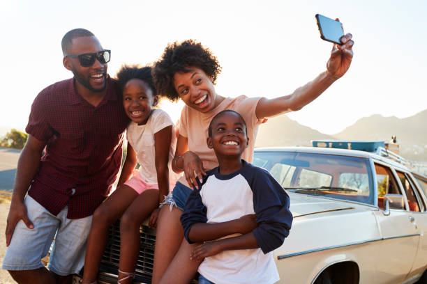 african family road trips