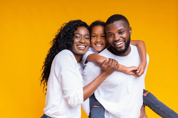 African family bonding